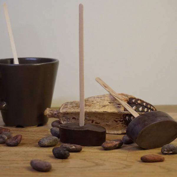 Trinkschokolade Zartbitter Pur