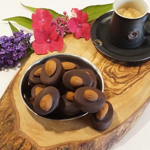 Mandel-Kokos Praline