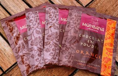 Monbana Trinkschokoladen Portionsbeutel 20g