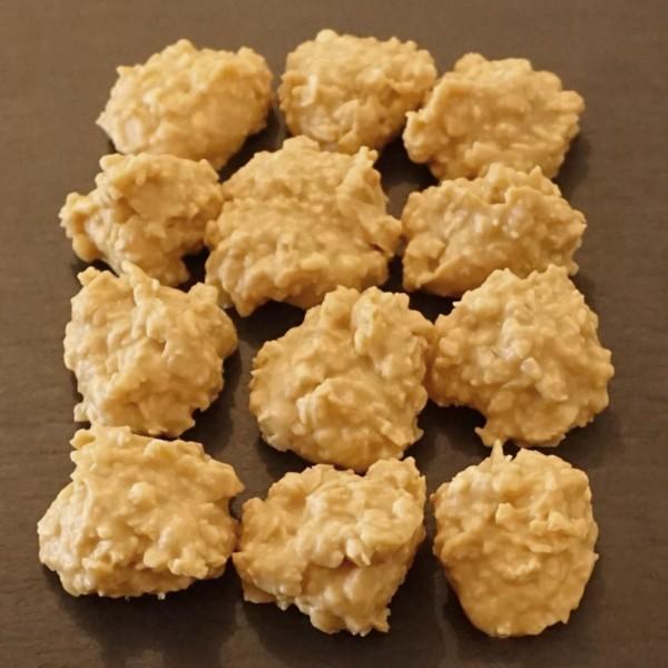 Knusper Mandeln mit Salz-Caramel