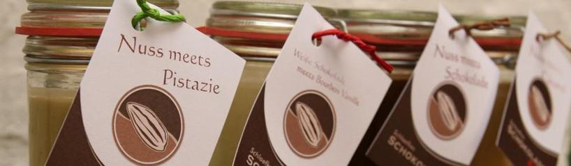 Brotaufstriche aus Schlaefkes Schokoladenküche