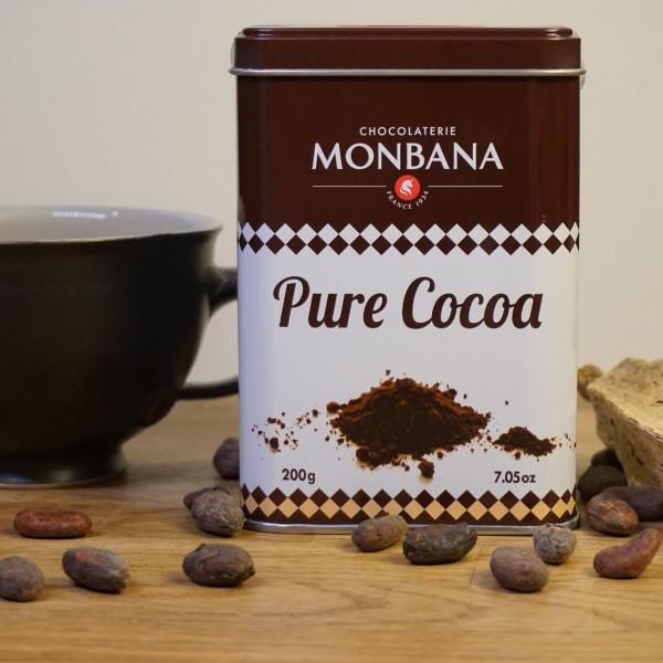 Monbana Kakaopulver 100%